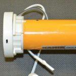 Tubular Motor Km28leq/2 Electronic